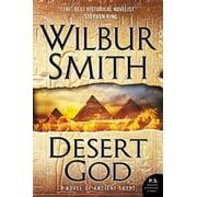 Desert God: A Novel of Ancient Egypt (Paperback)