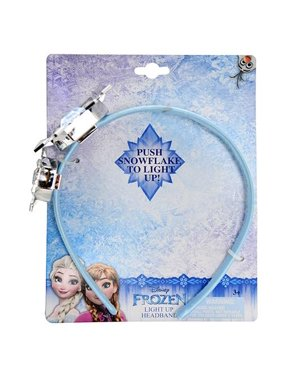 DISNEY FROZEN LIGHT UP HeadBAND