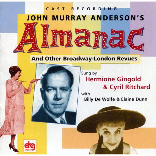 John Murray Anderson's Almanac