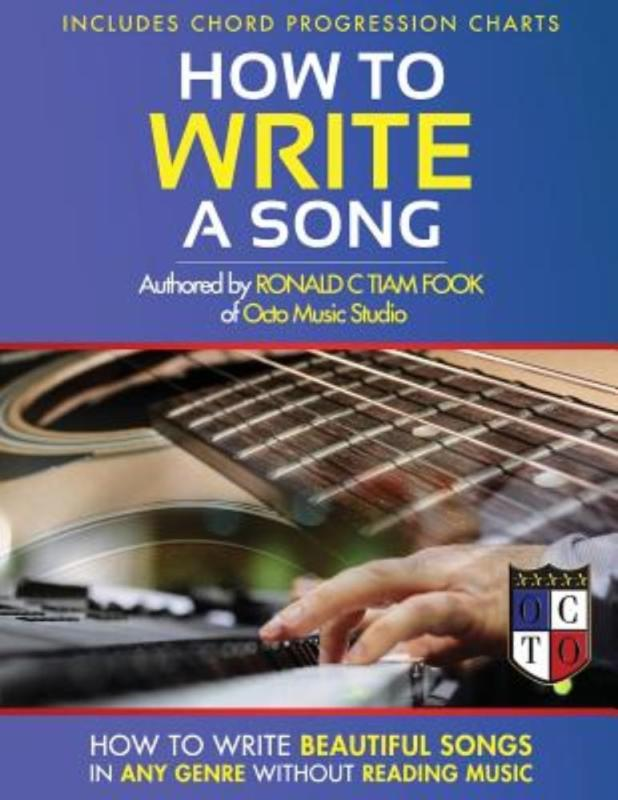 How to Write a Song: How to Write Beautiful Songs in Any Genre Without Reading Music,... by