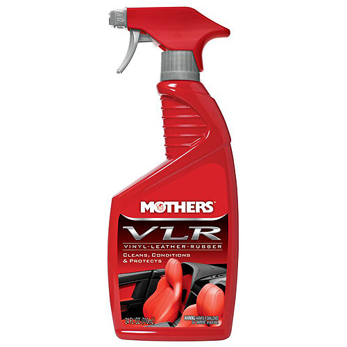 Mothers Vinyl, Leather and Rubber Conditioner and Cleaner, 24 oz