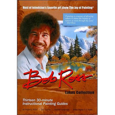 Bob Ross  Lakes Collection