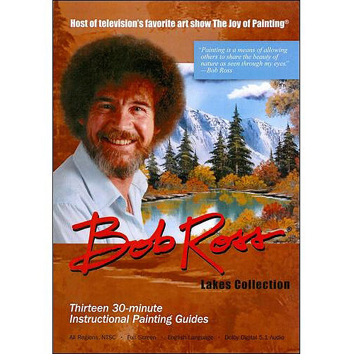 Bob Ross: Lakes Collection