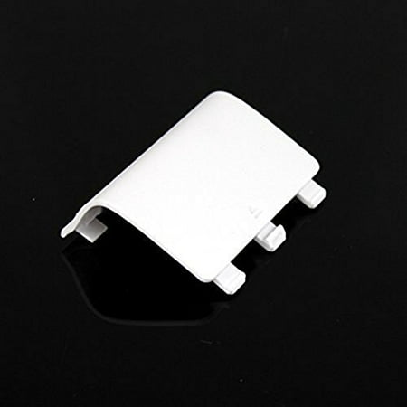 White Battery Back Door Cover Case For Xbox One Wireless Controller X1