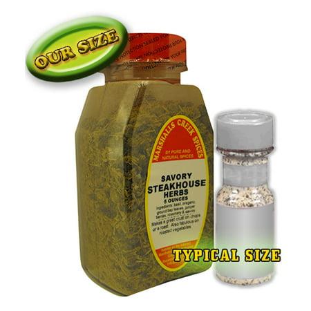 - Marshalls Creek Spices SAVORY STEAKHOUSE HERBS