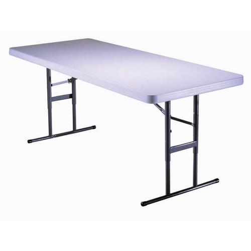 Lifetime 72'' Rectangular Folding Table