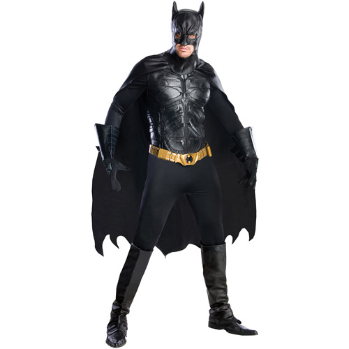 Batman Grand Heritage Adult Halloween Costume, Size: Men's - One Size