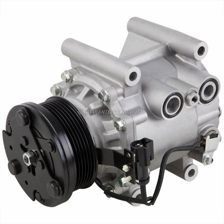 AC Compressor & A/C Clutch For Jaguar S-Type X-Type & Lincoln LS