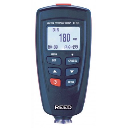 - REED Instruments ST-156 Coating Thickness Gauge, 1250?m/50mils