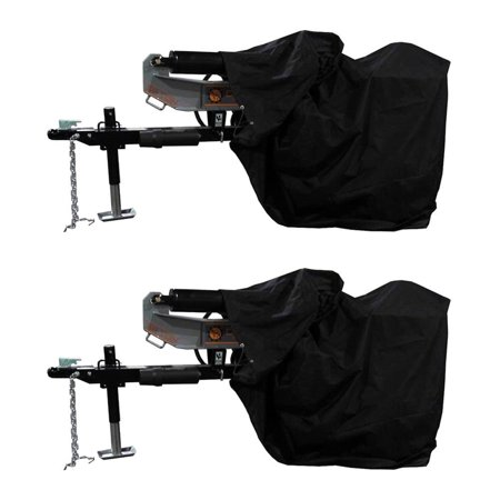 Dirty Hand Tools Weather Proof Heavy Duty Polyester Log Splitter Cover (2 Pack)