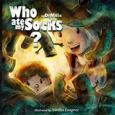 Who Ate My Socks   A Mystery Of The Ages