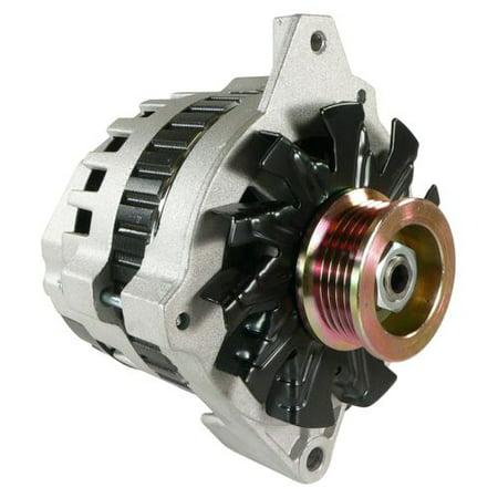 DB Electrical ADR0119 New Alternator For Chevy Gmc 4.3L 4.3 V6 5.7L 5.7 V8 105 Amp 87 88 89 90 91 92 93 94 95 1987 1988 1989 1990 1991 1992 1993 1994  Chevy Blazer Suburban Pickup Truck 87 88 P Van