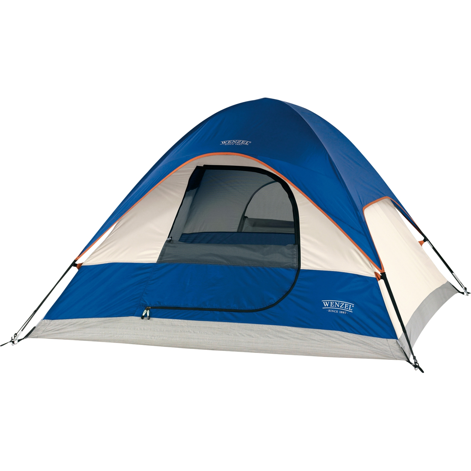 Wenzel 36420 Ridgeline Sport Dome C&ing 3 Person Tent  sc 1 st  Walmart & Wenzel 36420 Ridgeline Sport Dome Camping 3 Person Tent - Walmart.com