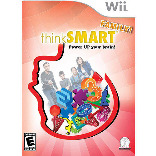 Family Think Smart (Wii) - Pre-Owned
