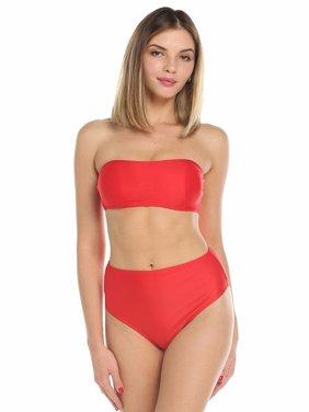 666f64d981 Red Womens Swimwear - Walmart.com