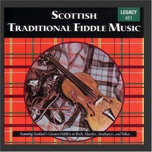 Scottish Traditional Fiddle Mu - Scottish Traditional Fiddle Mu [CD]