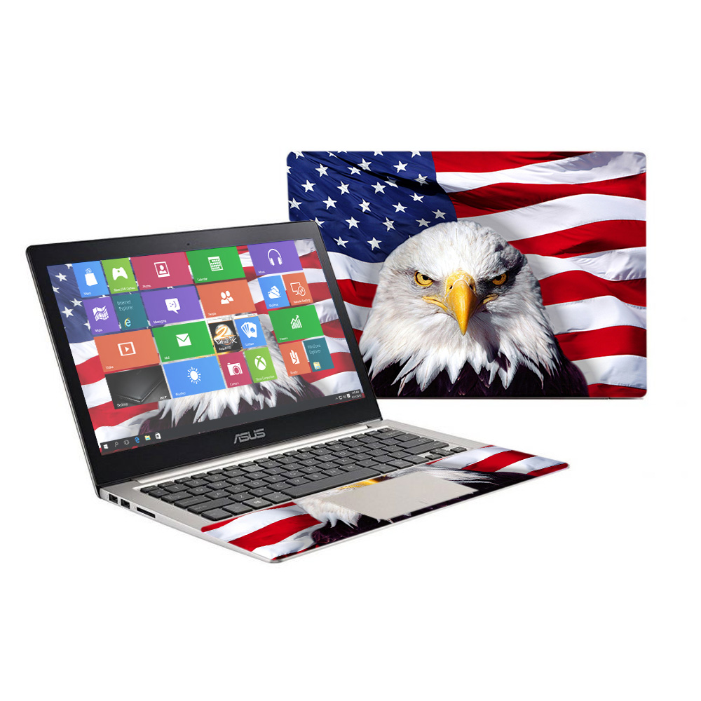 """MightySkins Skin For Asus Zenbook 13.3"""" 