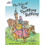 Rigby Rocket : White Reader 3 - The Tale of Sir Spiffing Biffing