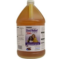 Lambert Kay Linatone Shed Relief Plus for Dogs & Cats, 1 Gallon