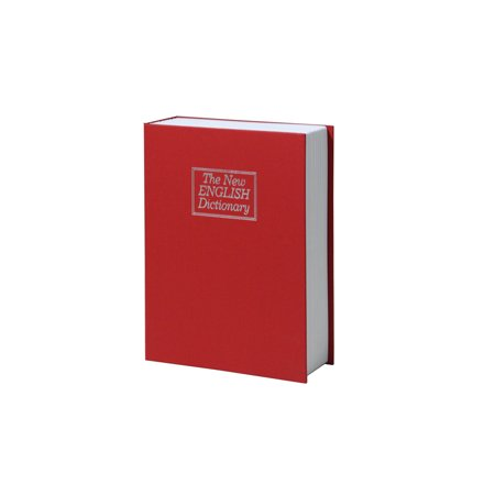 Secret Safe - Ktaxon Security Secret Hidden Book Safe Money Box Gun Box with Key Lock
