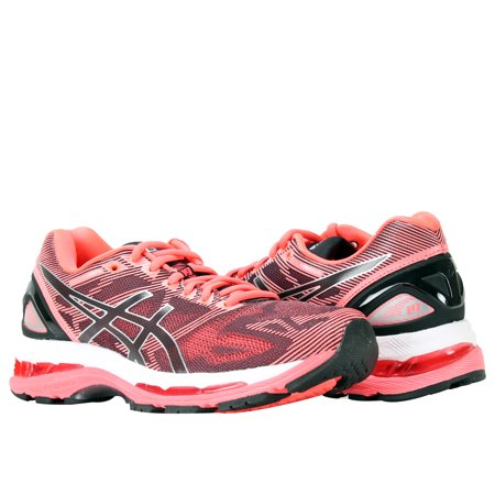 Asics Gel-Nimbus 19 Black/Silver/Diva Pink Women's Running Shoes