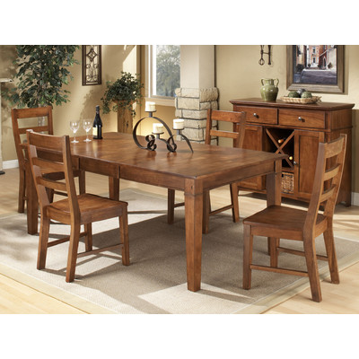 Bundle-90 Imagio Home Scottsdale Dining Set (7 Pieces)