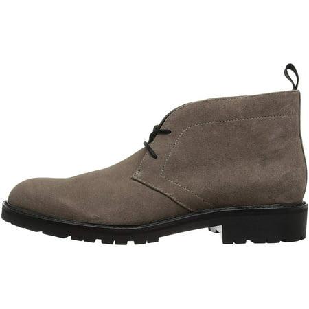 Calvin Klein Men's Ultan Calf Suede Chukka Boot