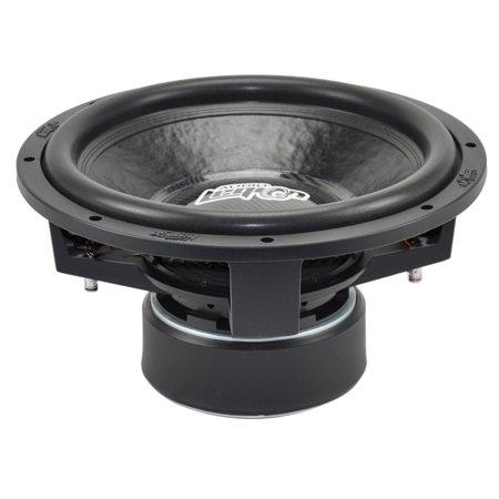 "Audio Legion S2515 Car Audio Dual 4 Ohm 15"" Subwoofer 1600W SPL Competition Sub"
