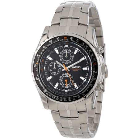 Men's Quartz Watch Quartz Mineral Crystal MTP-4500D-1AV - Large Quartz Watch