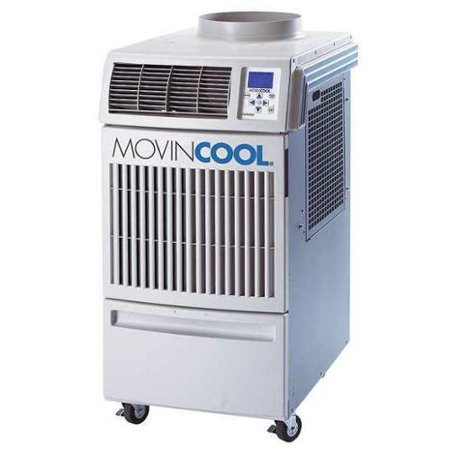 MOVINCOOL Climate Pro 12 Portable Air Conditioner with Heat,115V G2088016