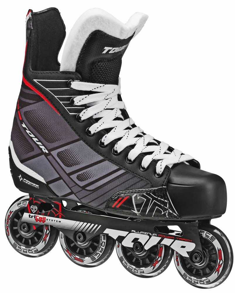 Tour Hockey FB-225 Junior Roller Hockey Skates by