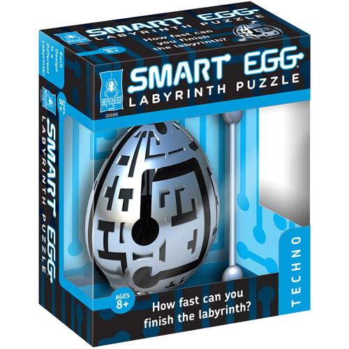 Smart Egg Labyrinth Puzzle, Techno