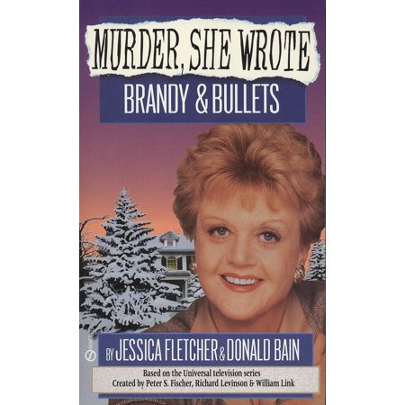 Calf Brandy - Murder, She Wrote: Brandy and Bullets