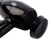 Style by Revlon RVDR5034 1875 Watt 2 Speed Hair Dryer, Black ...