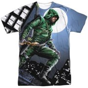 Arrow - Night Watch (Front/Back Print) - Short Sleeve Shirt - Small