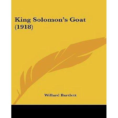 King Solomon's Goat (1918) - image 1 de 1