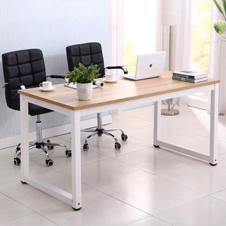 Ktaxon Wood Computer Desk PC Laptop Study Table Workstation Home Office Furniture
