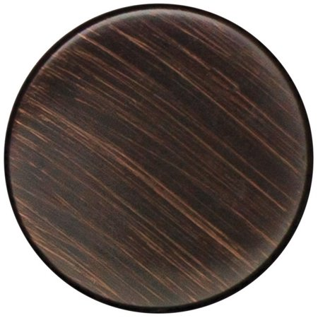 PF WaterWorks PF0746 Popup Stopper Trim Replacement Cap, Oil Rubbed Bronze