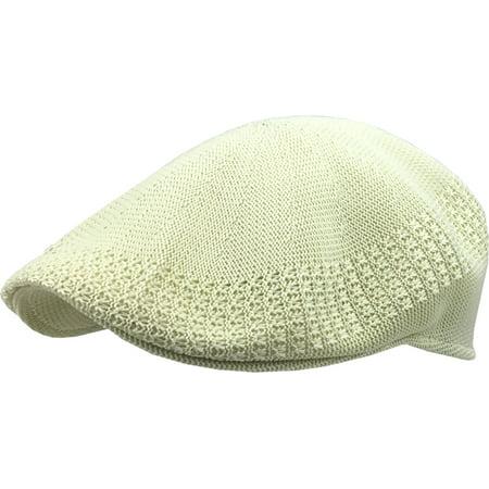 KBETHOS - Classic Mesh Ivy Newsboy Ivy Cap Hat Crochet Driving Golf Ventair  Cabbie - Walmart.com b2e21874fc6