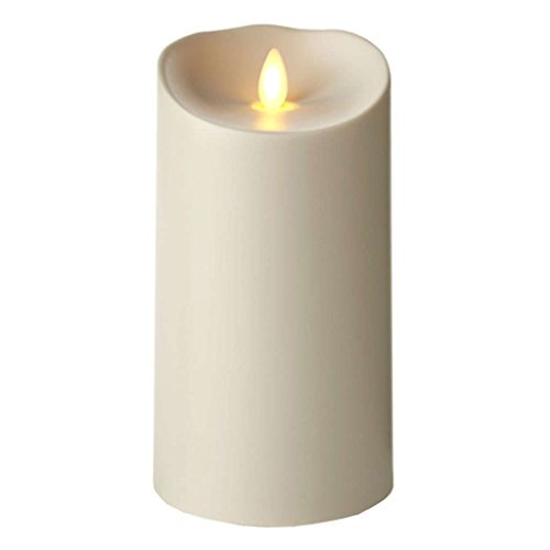 Luminara Outdoor Flameless Candle, Outdoor Flameless Candles With Remote