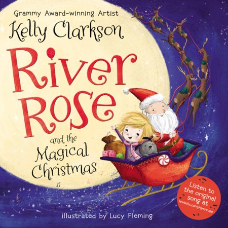 River Rose and the Magical Christmas - Children's Halloween Music List