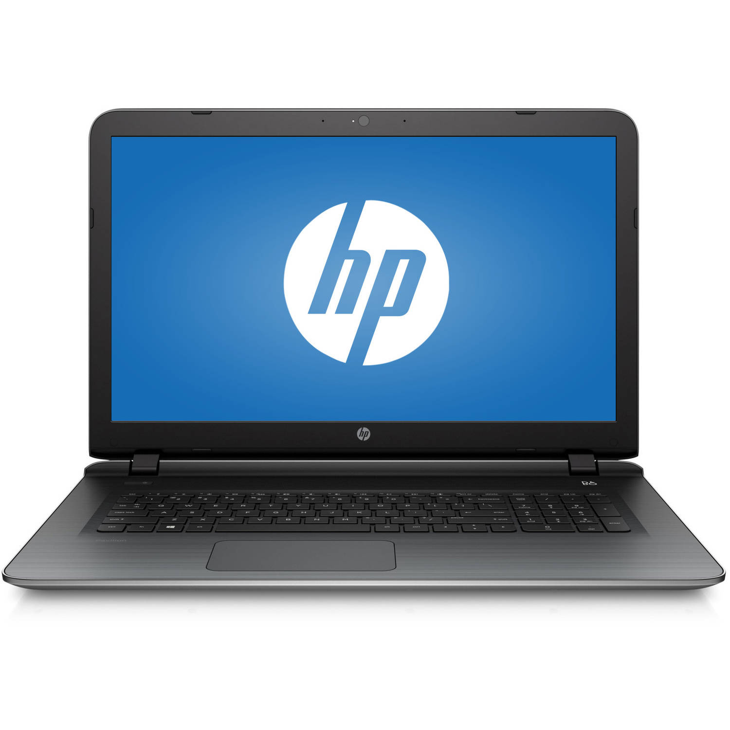 "Factory Refurbished HP Pavilion 17-g120ds 17.3"" Laptop, Windows 10 Home, Intel Pentium N3700 Processor, 8GB RAM, 1TB Hard Drive"