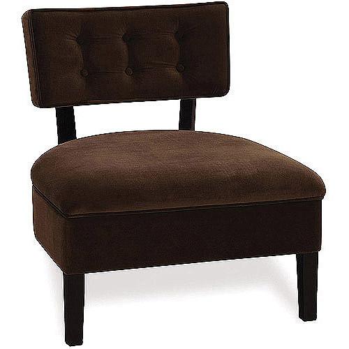 Avenue Six Curves Button Chair, Multiple Colors