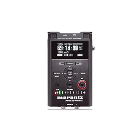 Marantz Professional PMD661MKIII | Handheld Solid-State Recorder with File