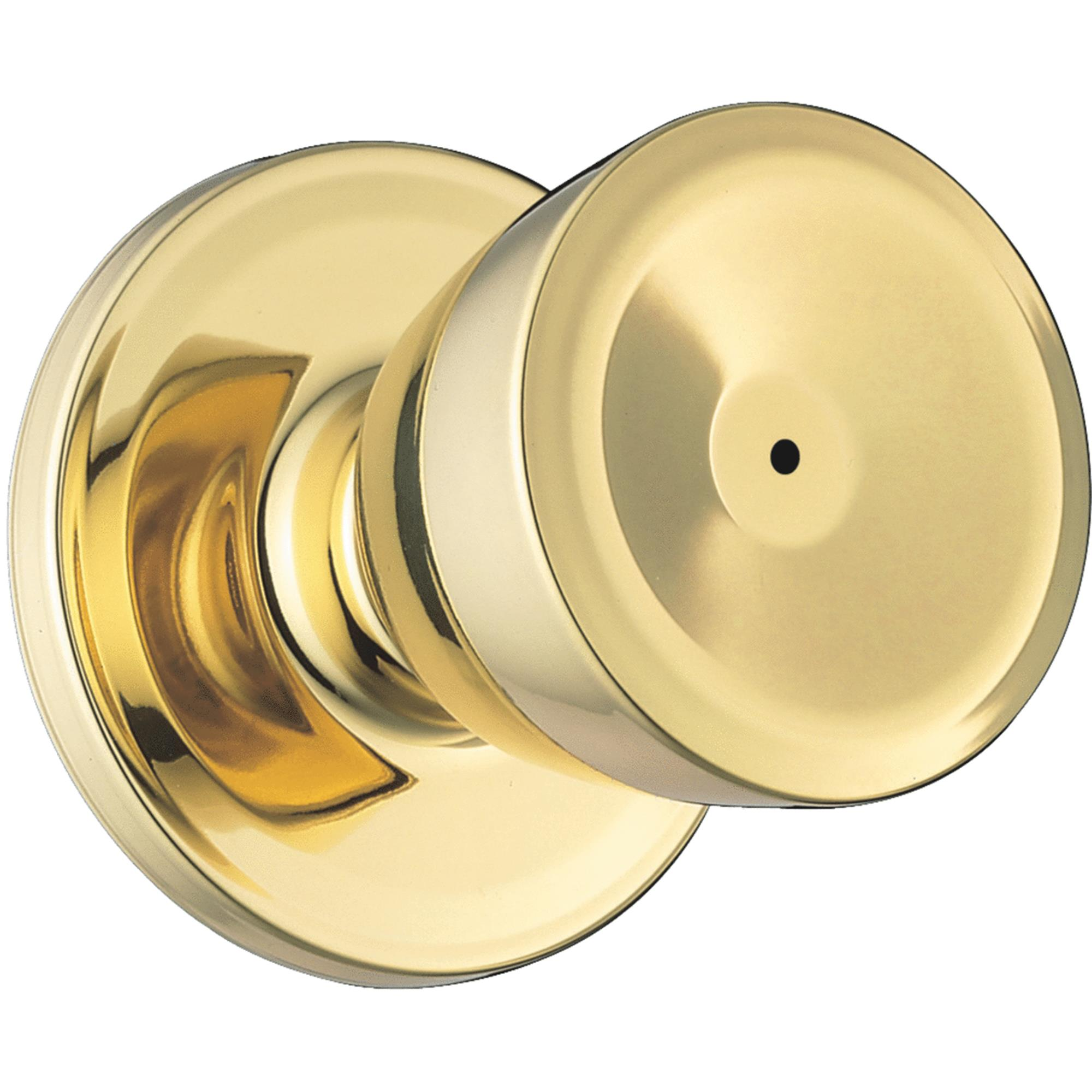 Weiser Beverly Bed & Bath Knob