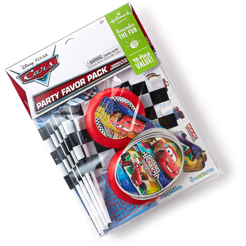 Disney Cars Dream Party - Party Favor Value Pack