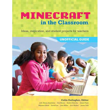 Minecraft in the Classroom : Ideas, Inspiration, and Student Projects for - Classroom Door Ideas For Thanksgiving