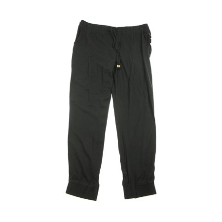 Inc International Concepts  Black Tapered Soft Pants 6