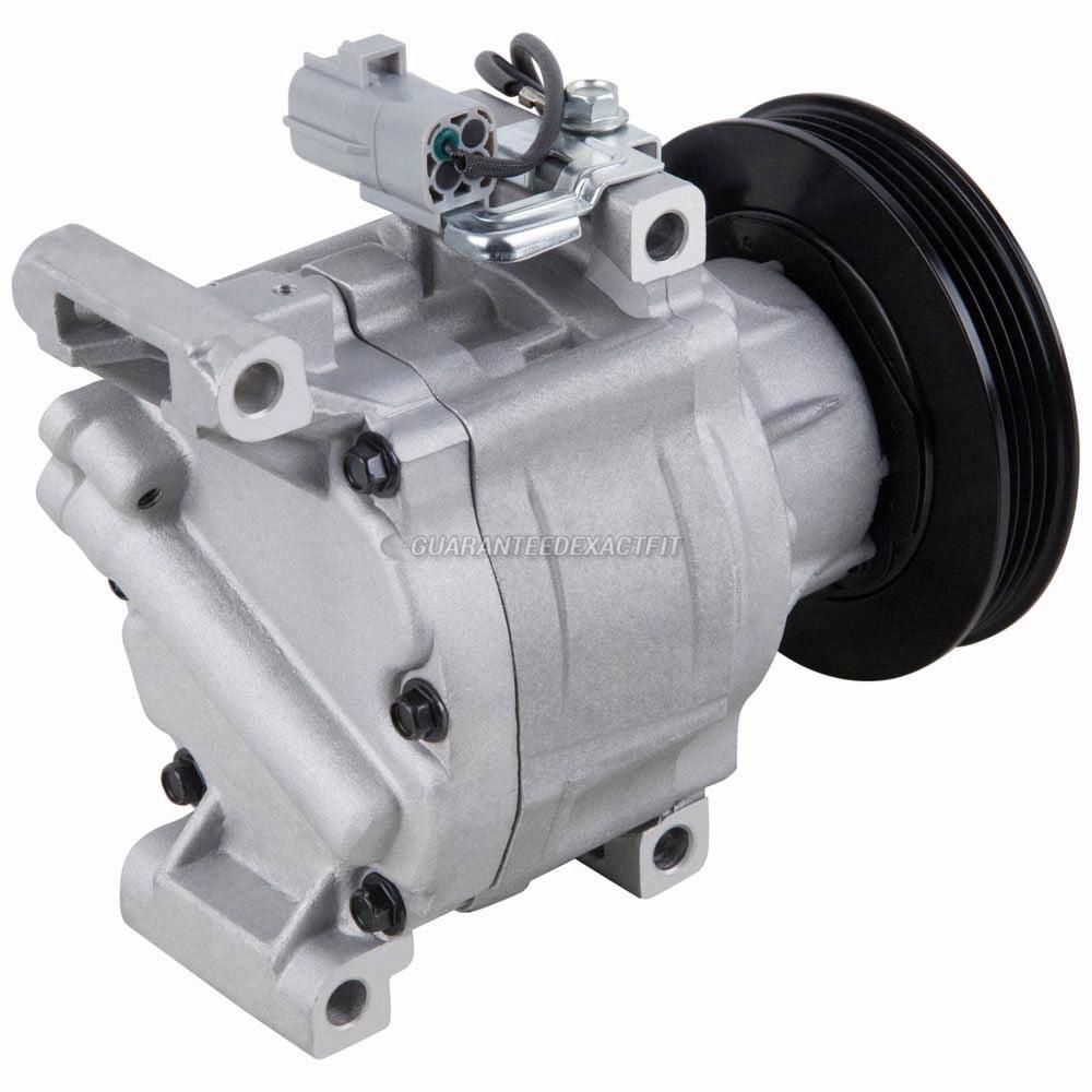 AC Compressor /& A//C Clutch For Toyota Echo 2000 2001 2002 2003 2004 2005