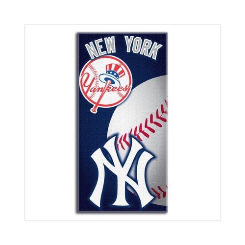 Northwest Co. MLB New York Yankees Beach Towel